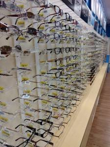 Risk Optometric Associates - eyeglasses in Fayetteville at Gillespie office